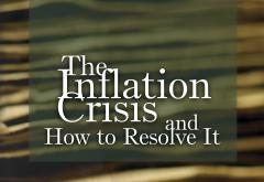 The Inflation Crisis and How to Resolve It by Henry Hazlitt