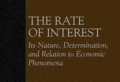 The Rate of Interest by Irving Fischer