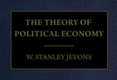 The Theory of Political Economy by W. Stanley Jevons