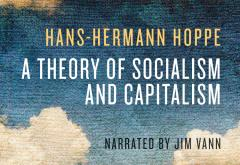 A Theory of Socialism and Capitalism Audiobook