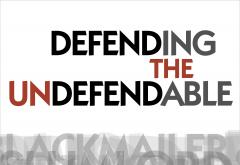 Defending the Undefendable by Walter Block