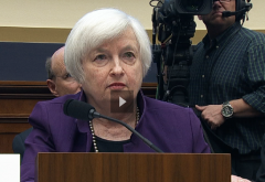 Yellen discusses negative interest rates
