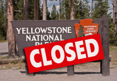 Yellowstone-closed