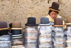 Bolivan merchant