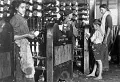 children in factories