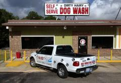 self serve dog wash