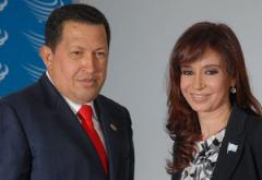 Chávez and Maduro