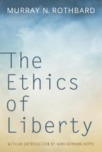 The Ethics of Liberty by Murray N. Rothbard