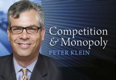 Peter Klein: Competition and Monopoly