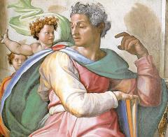 Michelangelo's Isaiah
