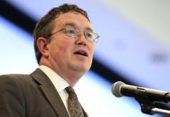 Thomas Massie in Lake Jackson, Texas.