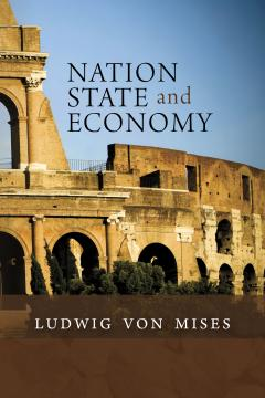 Cover for Nation, State, and Economy