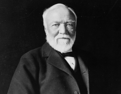 An Economists Biography Of Andrew Carnegie Mises Wire