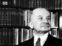 Ludwig von Mises.