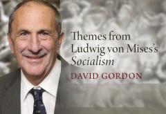 David Gordon's course on Socialism