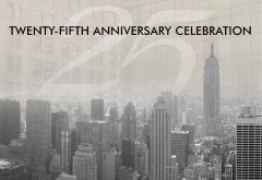 25th Anniversary Celebration