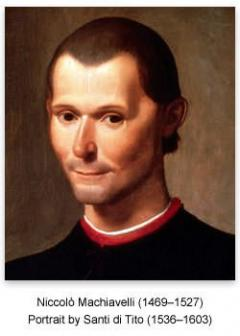 Niccolo Machiavelli: History, Power, and Virtue