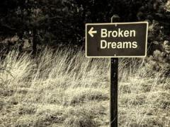 Daily Aug 8 Broken Dreams