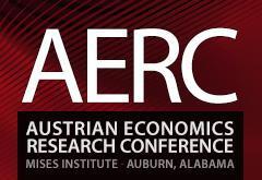 Austrian Economics Research Conference 20140603.jpg