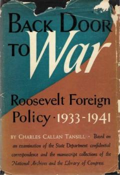 Back Door to War by Tansill
