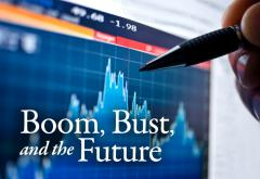 Boom, Bust, and the Future