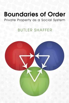 Boundaries of Order by Butler Shaffer