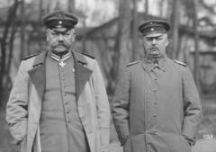 Hindenburg and Ludendorff