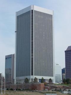 Federal Reserve Bank in Richmond, Virginia