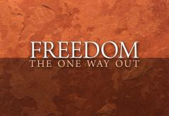 Freedom: The One Way Out 1996