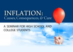 Inflation: Causes, Consequences, and Cure
