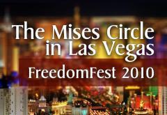 Mises Circle Las Vegas FreedomFest