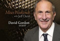 David Gordon on Mises Weekends