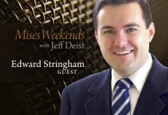 Edward Stringham on Mises Weekends