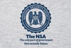 NSA shirt by Dan McCall