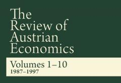 Cost and Choice: An Inquiry in Economic Theory, Vol. 6
