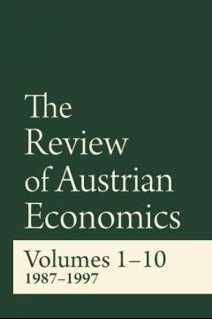 Review of Austrian Economics