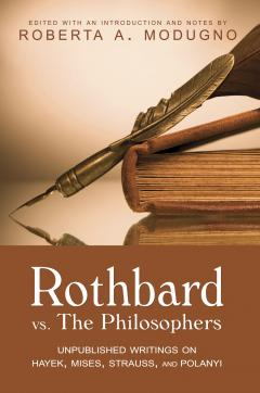 Rothbard vs Philosophers by Roberta Modugno