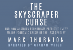 The Skyscraper Curse by Mark Thornton