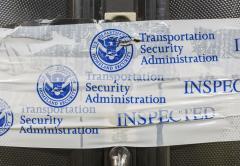 TSA Inspected Tape