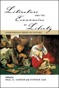 cantor literature and the economics of liberty