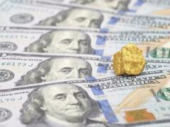 gold and bills