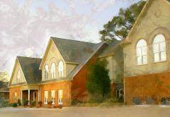 The Mises Institute in Auburn, Alabama