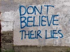 Don't Believe Their Lies