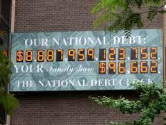 National Debt 2008