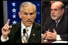 paul and bernanke
