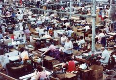 Factory Sewing Floor