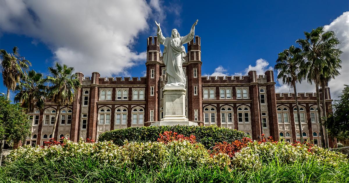With Reunification New Orleans Becomes >> Loyola University New Orleans School Code