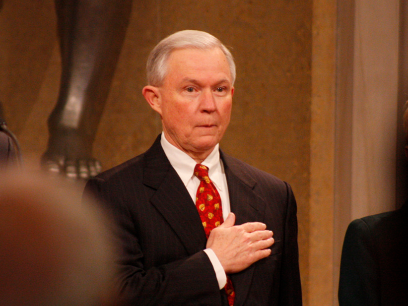 Jeff Sessions's Drug War May End What's Left of States' Rights