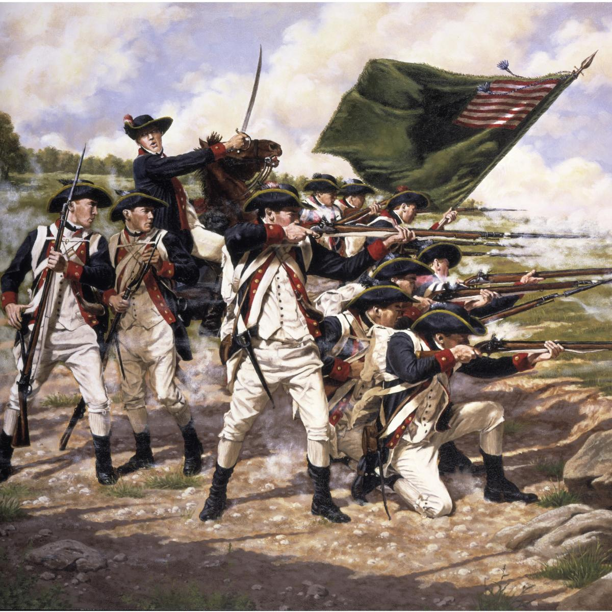 inflation and the american revolution | mises institute