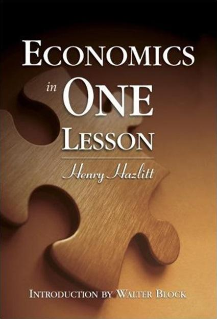 Economics in one lesson mises institute fandeluxe